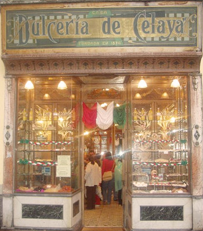 Photo of Tourist Attraction Dulceria de Celaya at Cinco De Mayo No. 39, Mexico City 06000, Mexico