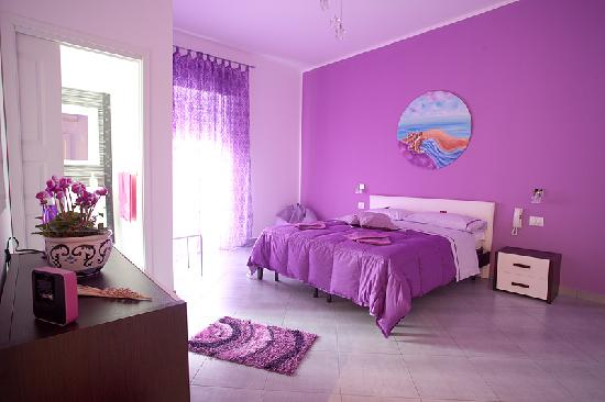 Orange Room Picture Of Bed And Breakfast Langolo Di