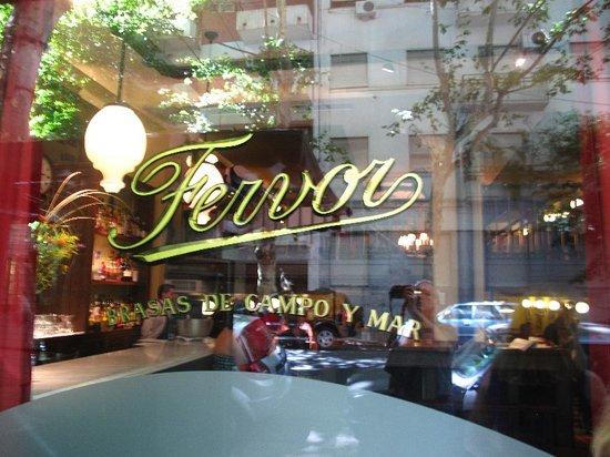 Fervor Buenos Aires Recoleta Restaurant Reviews