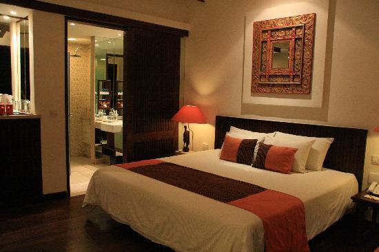 Novotel Bali Benoa: Chambre1