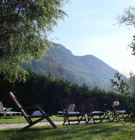 Vogogna, Italia: giardino