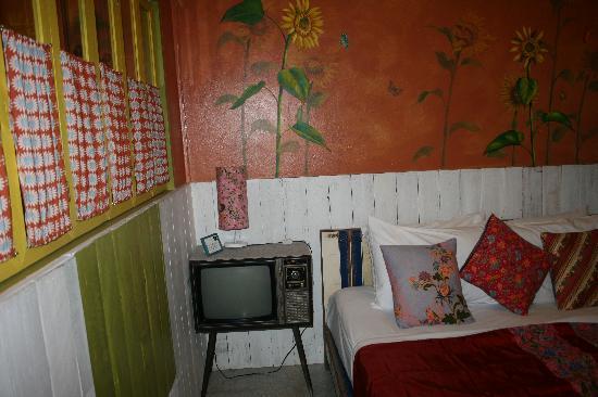 Phranakorn-Nornlen Hotel: stanza 402