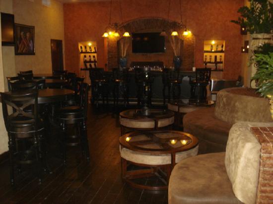 Hotel Gran Mediterraneo: Bar