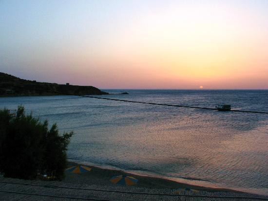 To Votsalo: sunrise