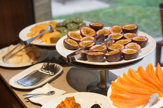 Les Suites Taipei Ching-cheng : Breakfast Spread
