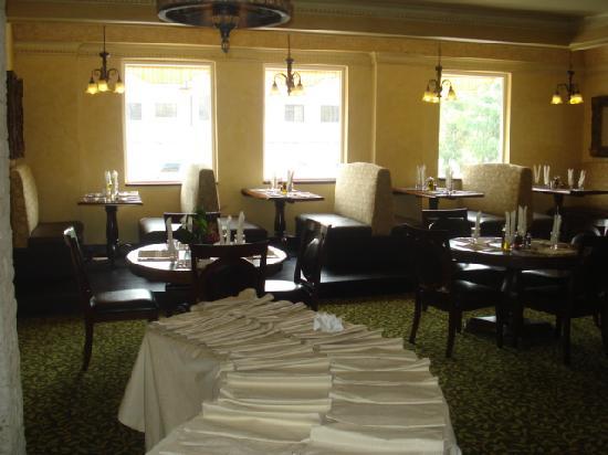 Hotel Gran Mediterraneo: Restaurant
