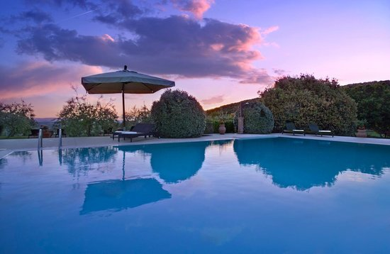 Country House Montali: pool