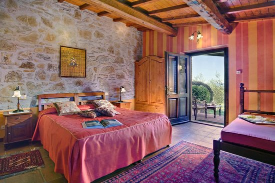 Country House Montali: room