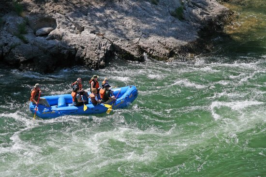 Sands Whitewater and Scenic River Trips - Day Trips