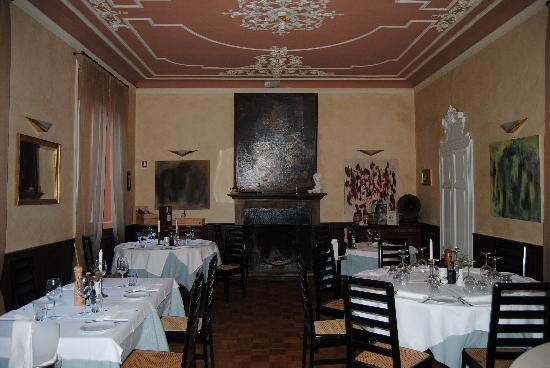 Hotel Terzo Crotto: Ristorante