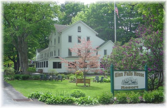 Round Top, Estado de Nueva York: Glen Falls House Resort