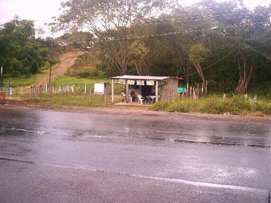 Taguay, فنزويلا: Puesto de Venta de Comida