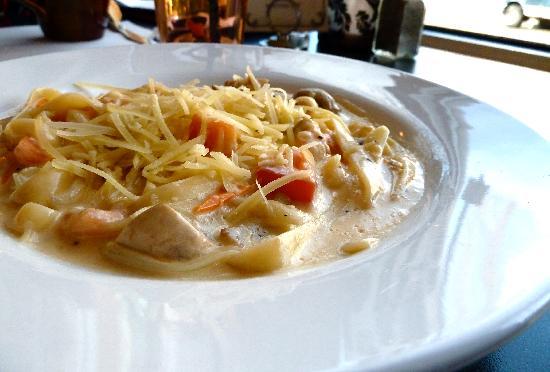 Boccelli's Ristorante: Lunch-Delicious!