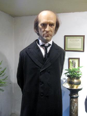 Sherlock Holmes Museum: Professor James Moriarty