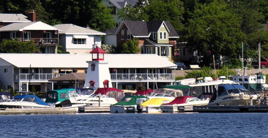 40 Bay Street Bed & Breakfast: Located on Parry Sound's waterfront