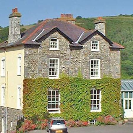 Aberaeron, UK : Llys Aeron Guest House