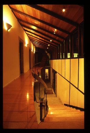 Pazo da Merced: Pasillo/Hall