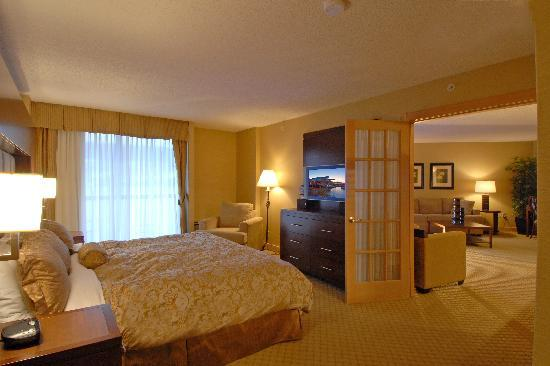 Penticton Lakeside Resort & Conference Centre: Hotel Suite