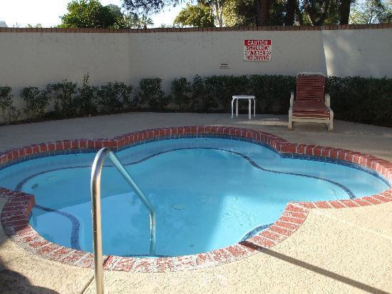 Arizona Golf Resort: Hot tub