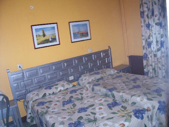 Hotel Griu: esta fue mi habitacion
