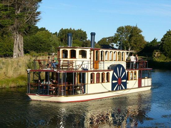 Marlborough's River Queen