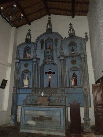 Hotel El Ingenio: In-hotel chapel