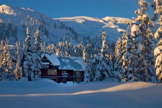Whistler, Canadá: Callaghan Lodge