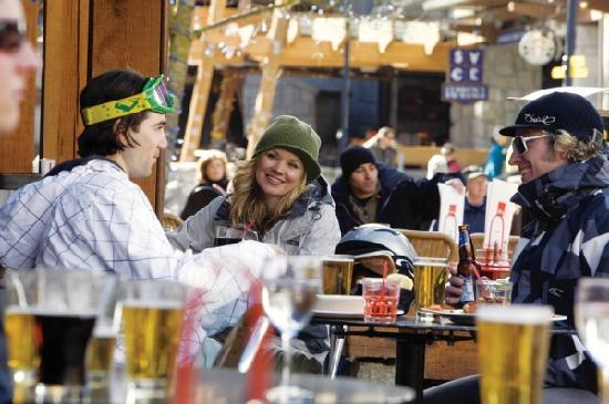 Apres Ski in the Whistler Village