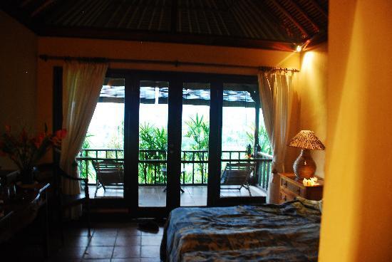 Kubu Carik Bali: Room view