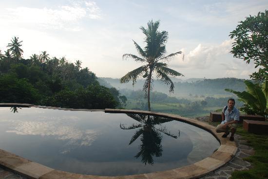 Kubu Carik Bali: Great pool