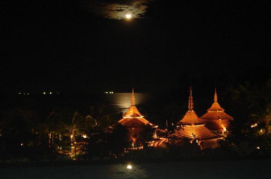 Trisara Phuket: the night in my house