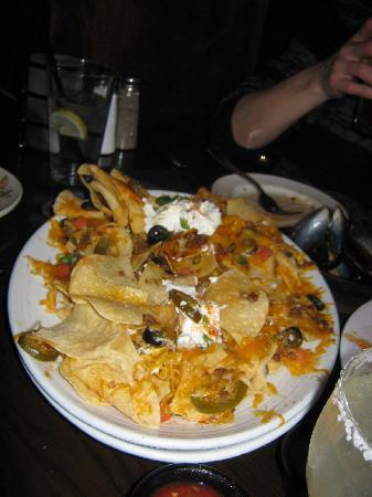 Jake's Restaurant: nachos