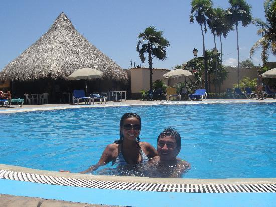 Hesperia Playa El Agua: Alberca Principal