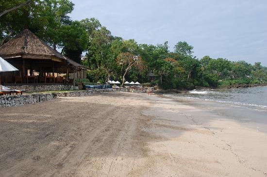 Four Seasons Resort Bali at Jimbaran Bay: Four Seasons Beach