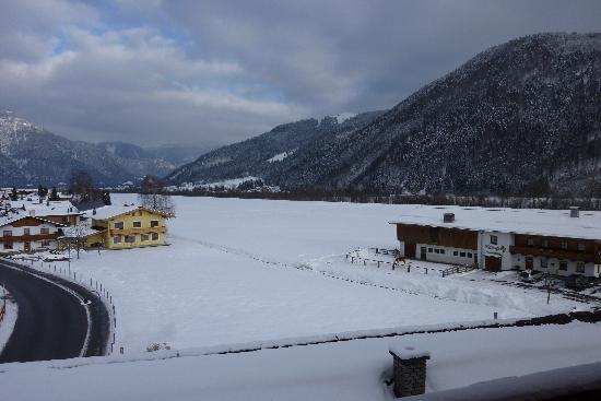 Kirchdorf in Tirol, Austria: View from Room