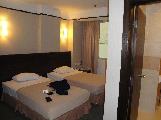 Hotel Bencoolen - Bencoolen Street: Room