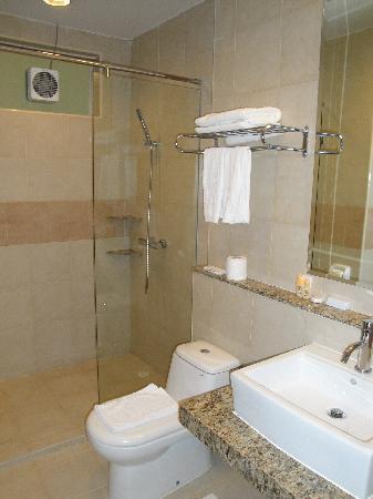 Hotel Bencoolen - Bencoolen Street: Bathroom