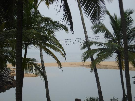Kannur Beach House: view from room