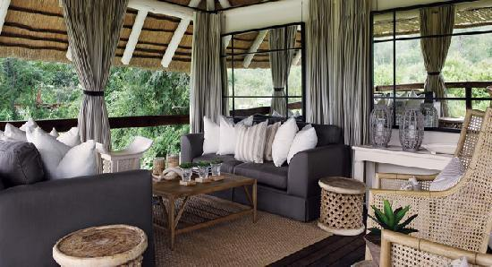 Londolozi Private Game Reserve: Founders Camp Lower Deck