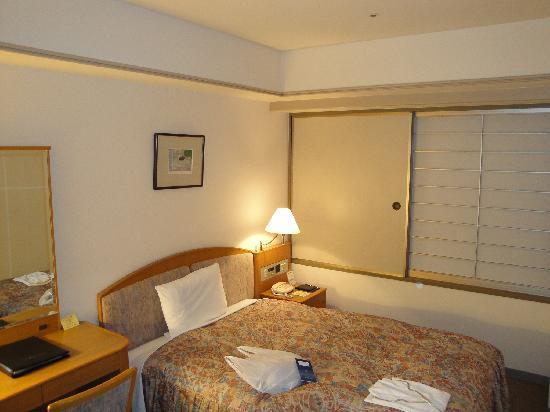 Hotel Centnovum Kyoto: Room