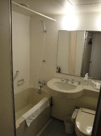 Hotel Centnovum Kyoto: Bathroom