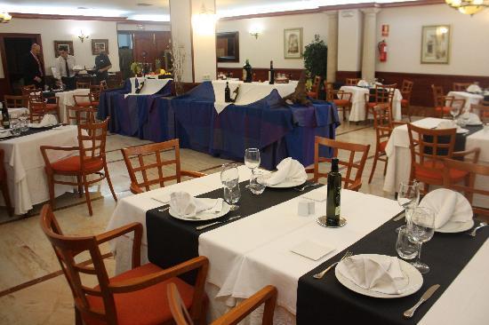 Hotel Santa Cecilia: Restaurante