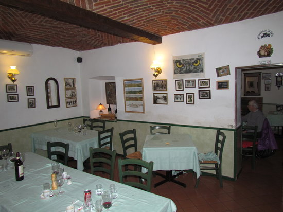 San Maurizio Canavese, إيطاليا: sala