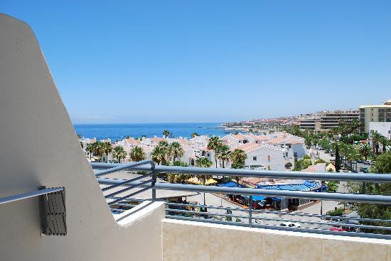 HOVIMA Santa Maria: view from the balcony