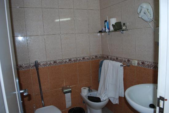 Hovima Santa Maria : bathroom