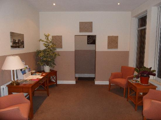 The Stalbridge Guest House: reception