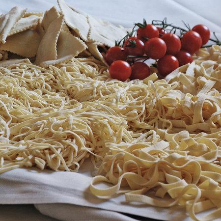 Al mercante : la pasta fresca