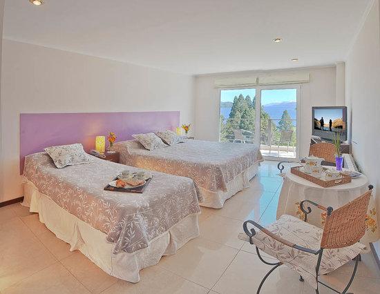 Altuen Hotel Suites&Spa: SUITE LAGO ESPECIAL