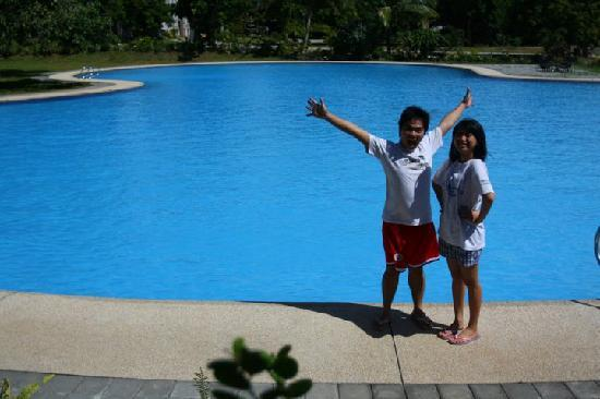 Talisay, Filippinerna: Infinity Pool