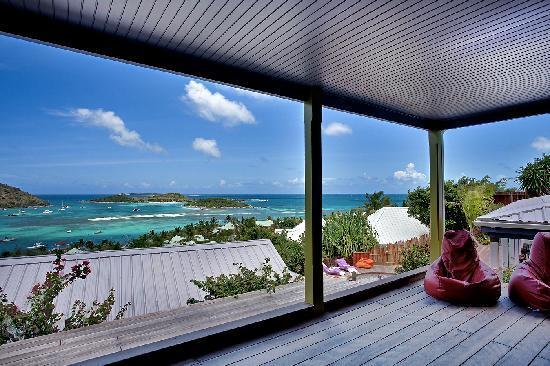 Karibuni Lodge: amazing view